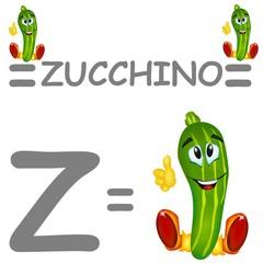 z zucchino