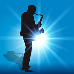 Musique Jazz Saxophone
