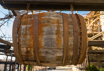 Old Town Nessebar Barrel Two