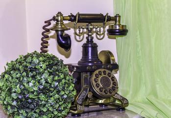 Vintage, retro phone / telephone