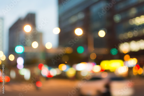 Fototapete Abstract urban background