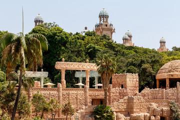 Photo sur Plexiglas Afrique du Sud Sun City, The Palace of Lost City, South Africa