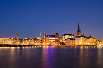 View over Gamla Stan