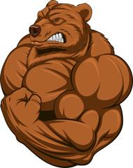 Strong bear