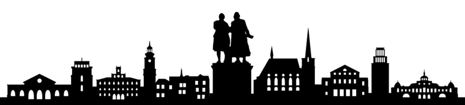 Skyline Weimar