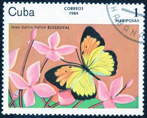 CUBA - CIRCA 1984: