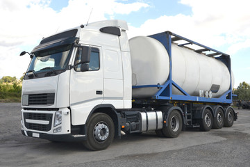 pics of tanker trucks, trucking and logistics.