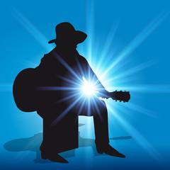 Musique Blues Guitare