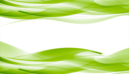 elegant green abstract background