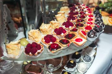 Assorted buffet