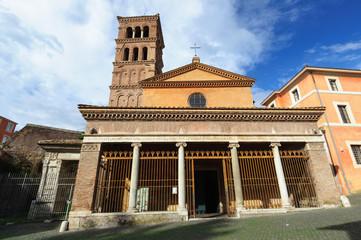 Roma Chiesa di San Giorgio in Velabro