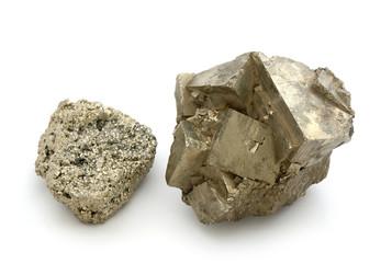 Pyrit-Minerale