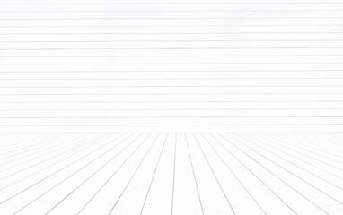 White room for background
