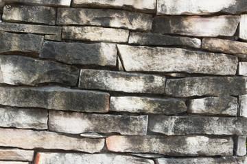 Wall brick background