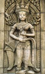 Create the Khmer arts