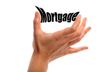 Smaller mortgage