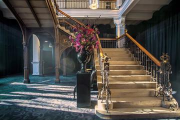 Foto op Plexiglas Trappen Stairs in the interior