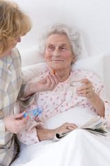 Senior traitement Médicaments