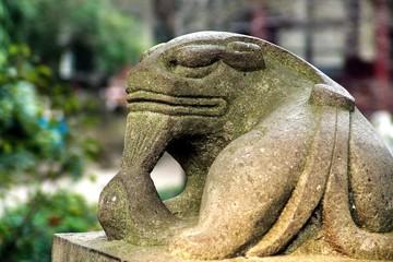 중국의 조각상