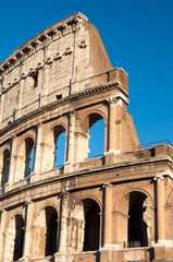 Roma Colosseo Restaurato