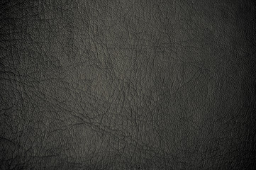 dark grunge scratched leather to use as background