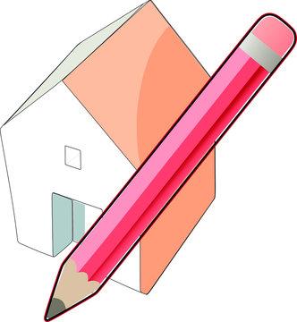 Google SketchUp 8 3D Proğram Logosu