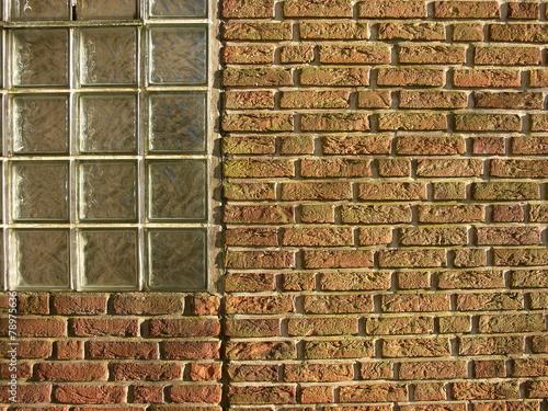Fenster Aus Glasbausteinen klinkerfassade mit fenster aus glasbausteinen in oerlinghausen