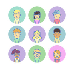 Modern avatars