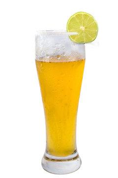 cerveza michelada fria