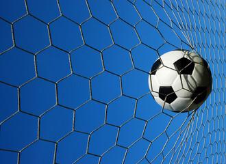 football goal net win winner champion soccer sport
