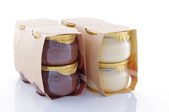 Crèmes dessert