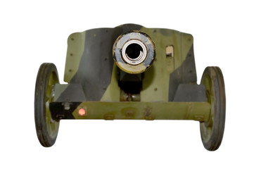 military green cannon