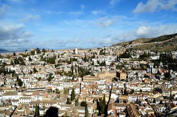 El Albaicin (Granada)