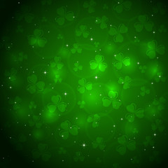 Patricks day background