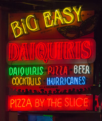 Restaurant  and Bar Neon Sign