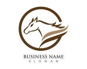 Head Horse Logo V.3