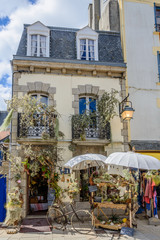 Bretagne-Finistere_Concarneau-Altstadt