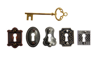 antique locks