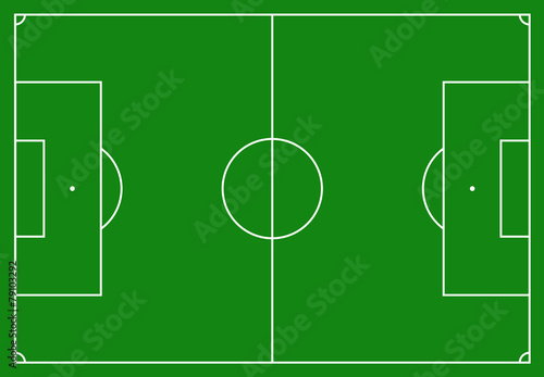 Campo Da Calcio Stock Image And Royalty Free Vector Files On
