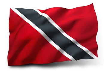 flag of Trinidad and Tobago