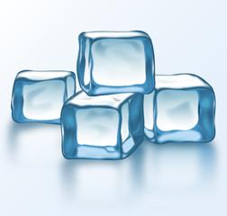 Vector ice blocks 3