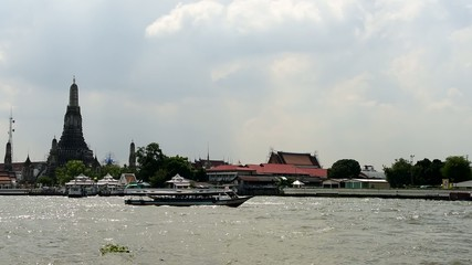 Fototapete - Arun Wat Bangkok
