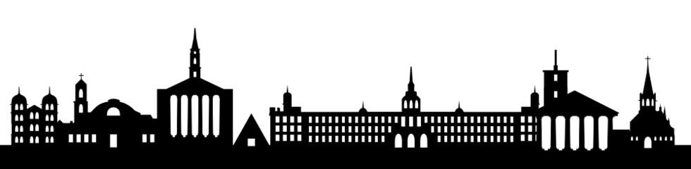 Karlsruhe Skyline