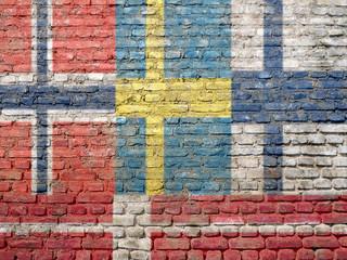 Garden Poster Scandinavia Scandinavia