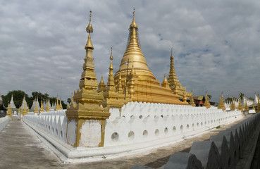 Myanmar, Burma, Mandalay