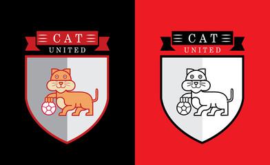 Cat United Logo