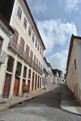 Straße in Sao Luis