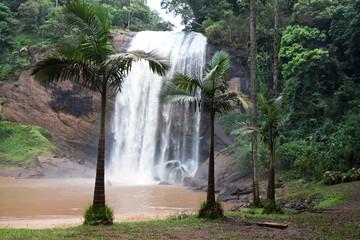 Cachoeira Grande waterfall, Lagoinha / SP