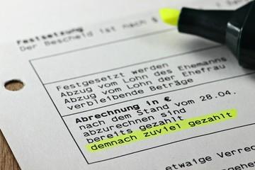 SteuerrГјckzahlung