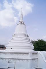 A single pagoda